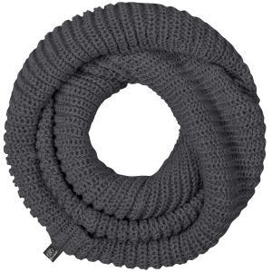 Brandit Scarf Loop Knitted Anthracite Melange