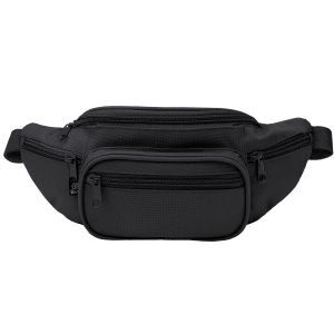 Brandit Waist Bag Black