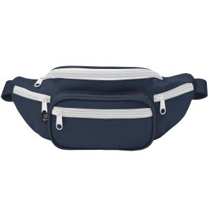 Brandit Waist Bag Navy / White