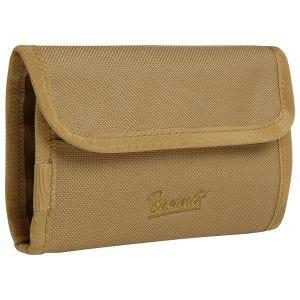 Brandit Wallet Two Camel