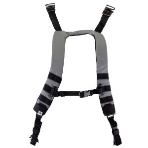 First Tactical Jump Pack Harness Asphalt