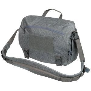 Helikon Urban Courier Bag Medium Melange Grey