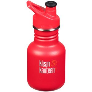 Klean Kanteen Kid Sport 355ml Bottle Sport Cap Ladder Truck