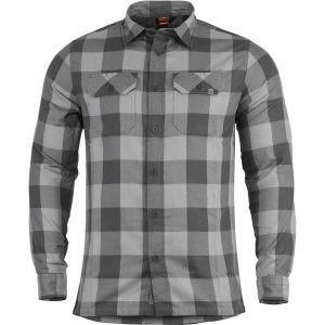 Pentagon Drifter Flannel Shirt Long Sleeve WG Checks