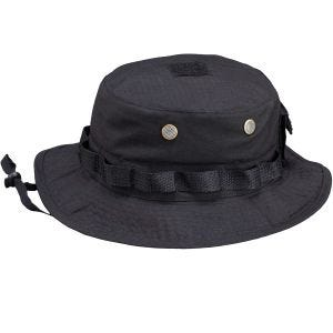 Pentagon Jungle Hat Rip-Stop Black