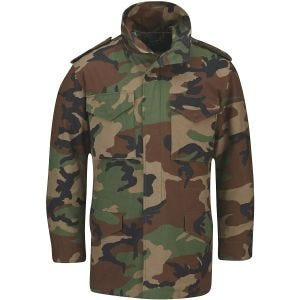 Propper M65 Field Coat with Liner Woodland