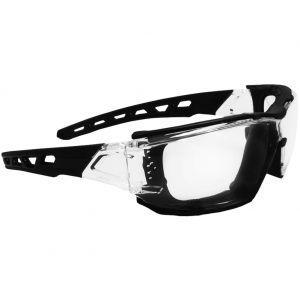 Swiss Eye Sunglasses Net Frame Clear/Black Lens Clear