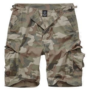 Brandit BDU Shorts Light Woodland