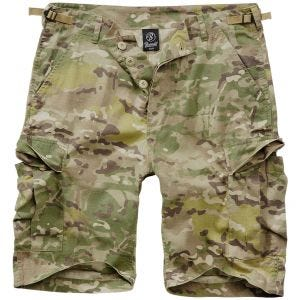 Brandit BDU Shorts Tactical Camo