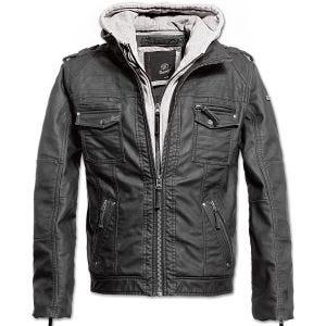 Brandit Black Rock Jacket Black / Grey