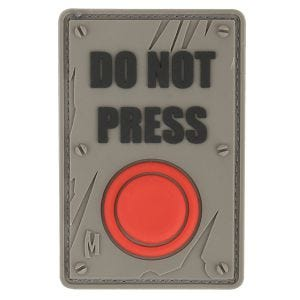 Maxpedition Do Not Press (SWAT) Morale Patch