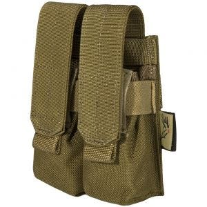 Flyye Double 9mm Magazine Pouch Ver. FE MOLLE Coyote Brown