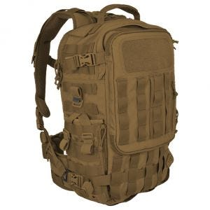 Hazard 4 Second Front Rotatable Backpack Coyote