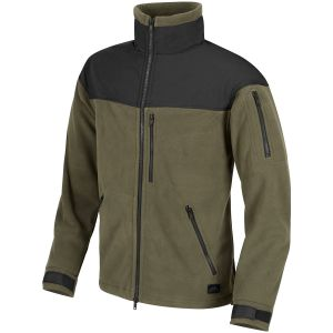 Helikon Classic Army Fleece with Membrane Olive/Black
