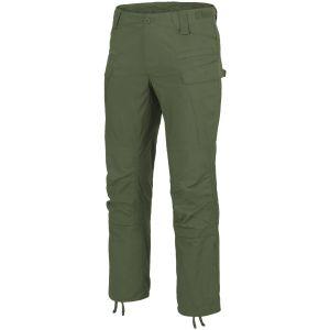 Helikon SFU NEXT Mk2 Trousers Polycotton R/S Olive Green