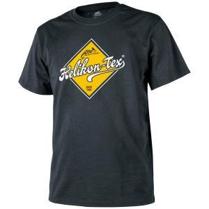 Helikon Road Sign T-shirt Black
