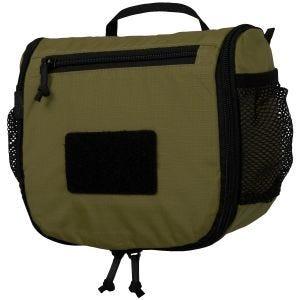 Helikon Travel Toiletry Bag Olive Green / Black