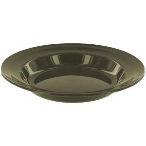 Highlander 22cm Deep Plate Olive