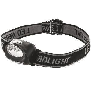 Highlander Fornax 5 LED Headlight Black
