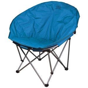 Highlander Moon Chair Denim Blue