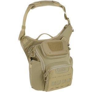 Maxpedition Wolfspur Crossbody Shoulder Bag Tan
