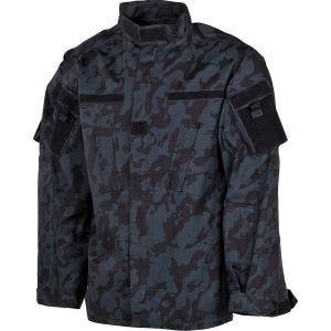 MFH ACU Ripstop Field Jacket Night Camo