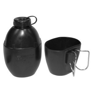 MFH British Canteen with Cup Black