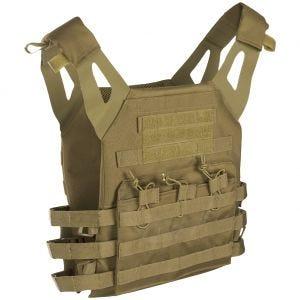 Mil-Tec Plate Carrier Vest Gen II Coyote