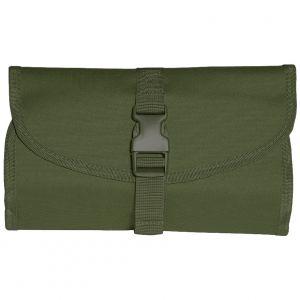 Mil-Tec British Army Toiletry Bag Olive