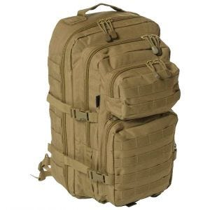 Mil-Tec One Strap Large Assault Pack Coyote