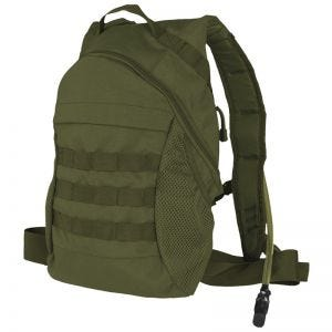 Mil-Tec Water Pack Rucksack MOLLE Olive