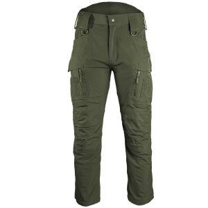 Mil-Tec Assault Softshell Pants Ranger Green