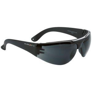 Swiss Eye Outbreak Protector Glasses Black Frame Smoke Lens