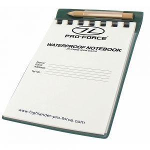Pro-Force Waterproof Notebook