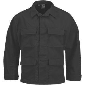 Propper BDU Coat Polycotton Ripstop Black