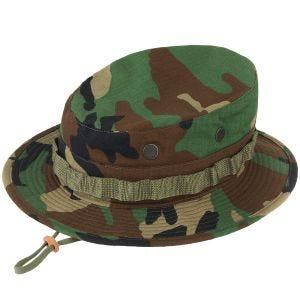 Propper Boonie Hat Cotton Ripstop Woodland