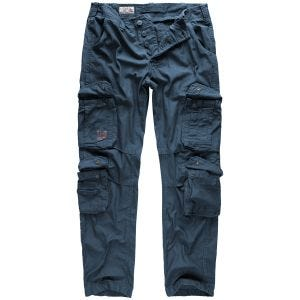 Surplus Airborne Slimmy Trousers Navy