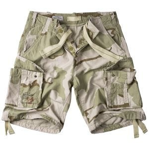 Surplus Airborne Vintage Shorts 3-Colour Desert