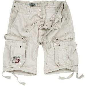 Surplus Airborne Vintage Shorts Off-White