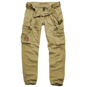 Surplus Royal Traveler Slimmy Trousers Royal Sahara