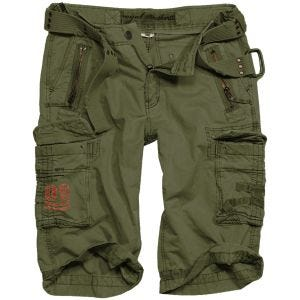 Surplus Royal Shorts Royal Green