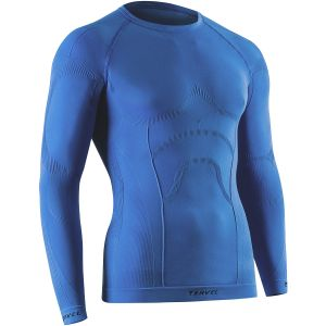 Tervel Comfortline Shirt Long Sleeve Blue