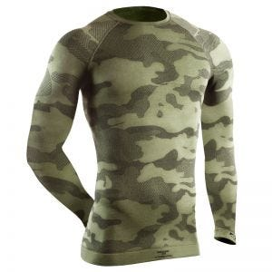 Tervel Optiline Tactical Shirt Long Sleeve Military / Grey