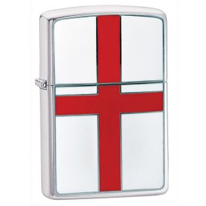 Zippo English Flag Lighter