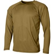 MFH US Undershirt Level I Gen III Coyote Tan