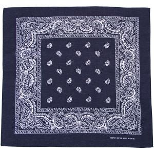 MFH Bandana Cotton Navy