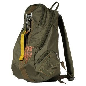 Pure Trash Backpack OD Green