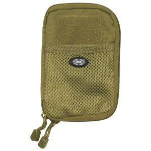 MFH Small Document Bag Coyote Tan