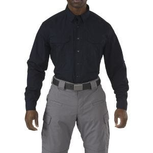 5.11 Stryke Shirt Long Sleeve Dark Navy