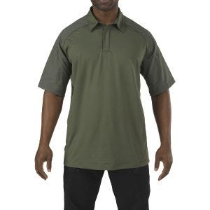 5.11 Rapid Performance Polo Short Sleeve TDU Green